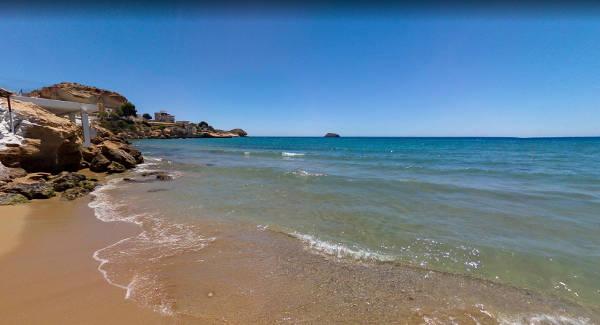 Playa de la Mar Rabiosa