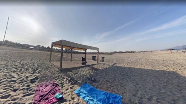 Playa El Playazo de Vera