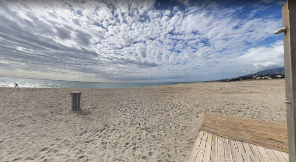 Playa Naturista vera playa