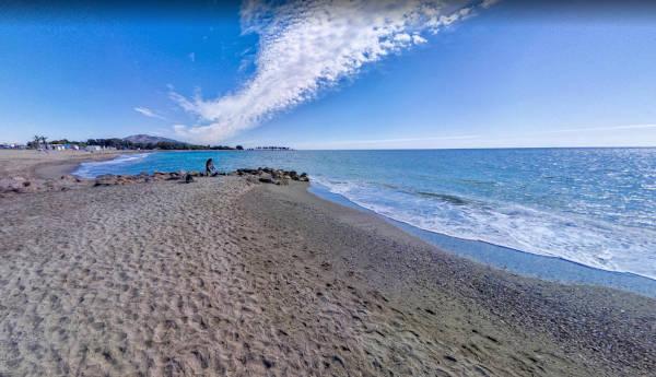 Playa Quitapellejos - Playa Palomares