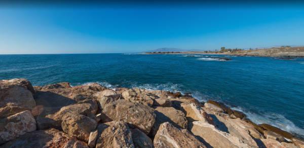 Playa de Luis Siret de Villaricos
