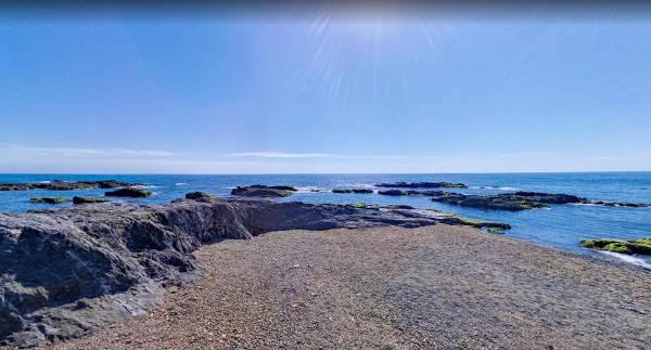 Playa de los Dolores