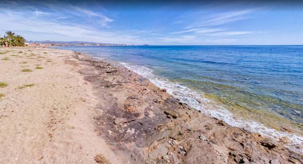 playa pozo esparto