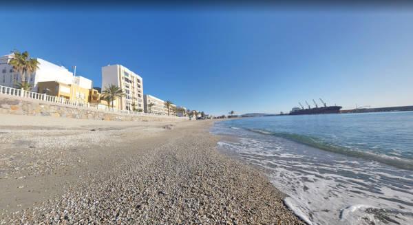 Playas de Garrucha