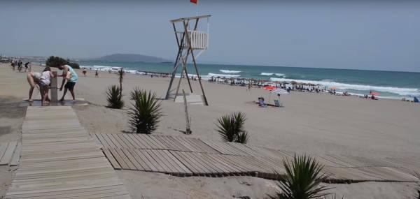 Playa de Marina de la Torre