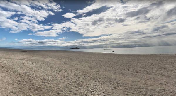 Playa de los Cocones