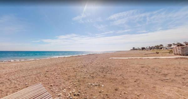 Playa del Descargador Mojacar