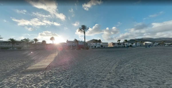 Playa del Lancón