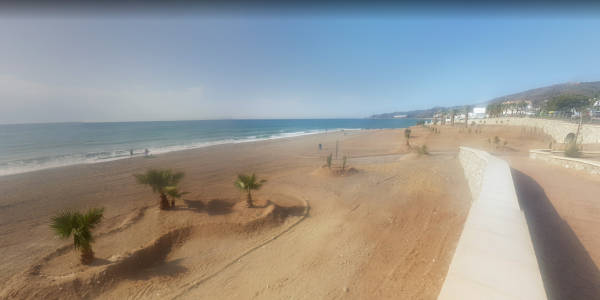 Playa Cueva del Lobo