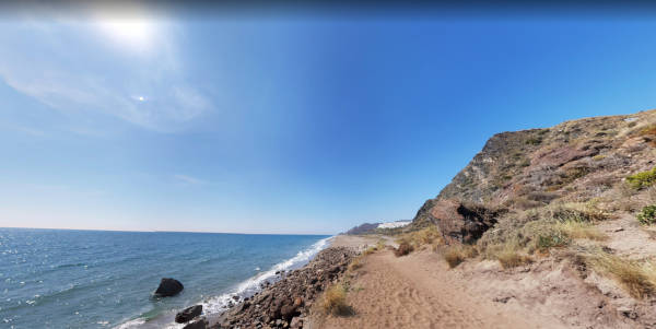 Playa de Macenas