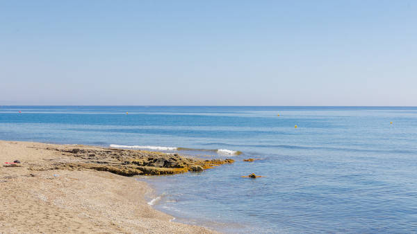 Playa de la Piedra Villazar