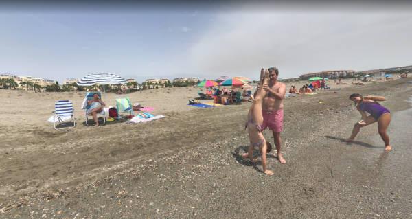 Playas de Almerimar