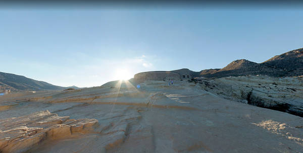 Duna fosil de Rodalquilar