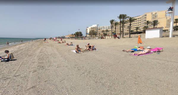 Playa de la Urbanización